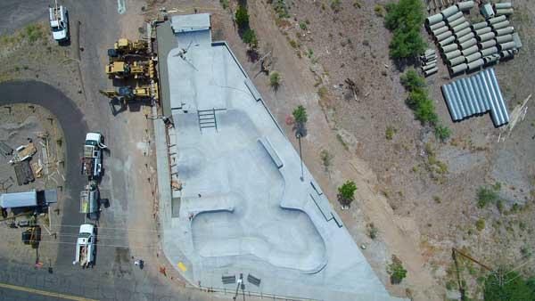 thatcher-skatepark-aerial-view