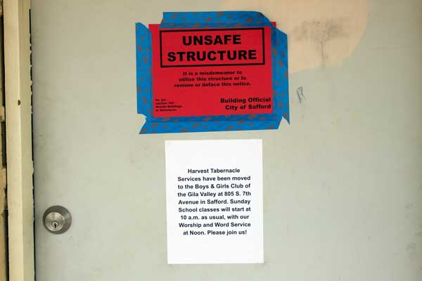 unsafe-structure-sign