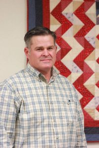 Eric Burk Photo/Gila Valley Central: Veteran board member Shawn Wright was chosen to be the school board president.