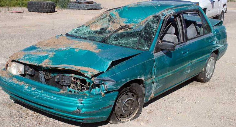 Car Accident In Bisbee On Friday