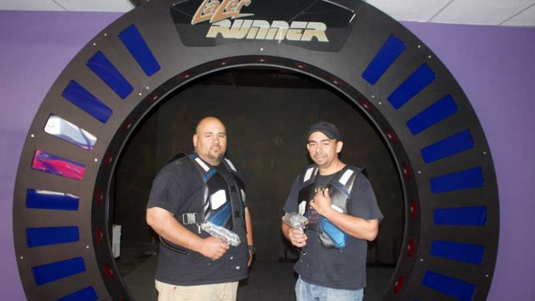 Ultimate Lasertag To Hold Grand Opening Friday