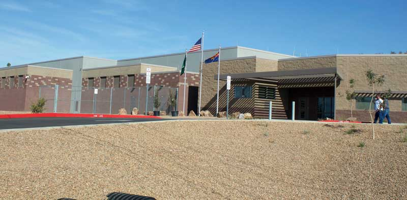 New Graham County Detention Facility open for business ...