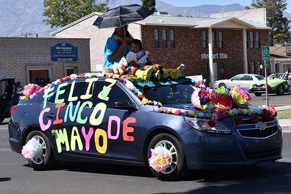 Cinco De Mayo Parade - Safford