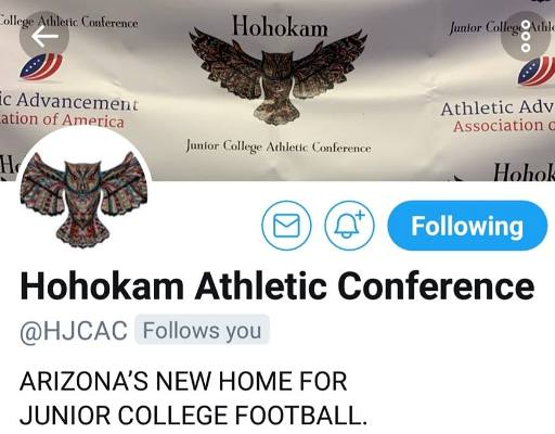 Hohokam Athletic Conference aims to save JUCO football in