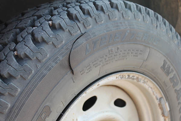 Man Arrested For Slashing Step Father S Tires
