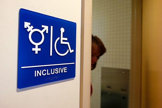 US Gives Directive To Schools On Transgender Bathroom Access - Transgender bathrooms in schools