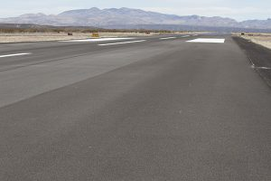 Jon Johnson Photo/Gila Valley Central: A grant will cover most of the cost to renovate the electrical system for Runway 8/26.