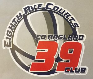 Contributed Photo Those who donate $39 join Ragland's 39 Club and receive a sticker.