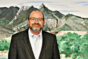 Brooke Curley/Gila Valley Central.net : Patrick O'Donnell is the new Executive Director.
