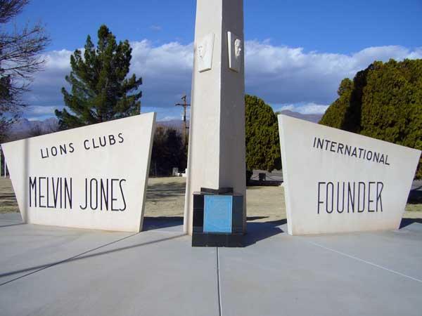 melvin-jones-memorial