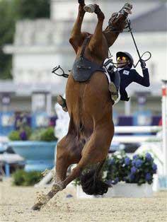 bucking-horse
