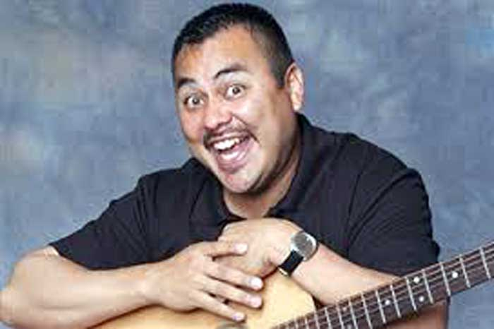 Frank Lucero is slated to be the inaugural comic for the monthly Safford Laughs - Clean Comedy Show.
