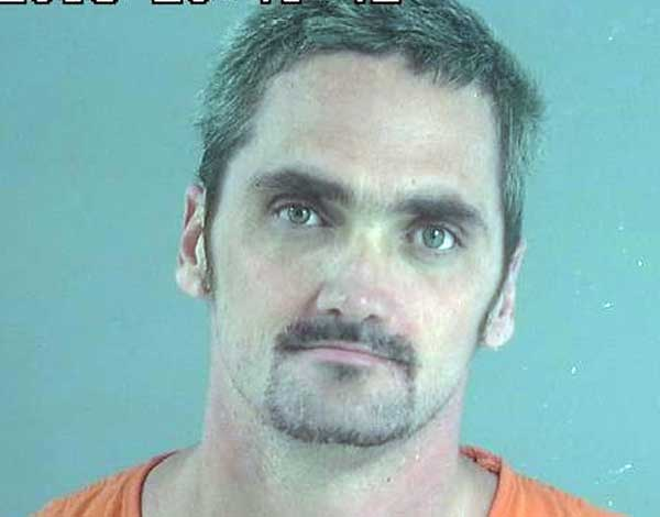 Contributed Photo/Courtesy GCSO: James Morris was incarcerated for disorderly conduct. His family reported his mental illness has forced them to involve authorities to help deal with the problem.