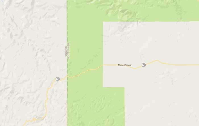 Halamek and Kimball were found walking alongside Highway 78 in the Mule Creek area of New Mexico.