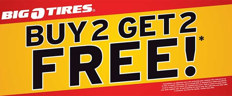 big o tires buy 2 get 2 free