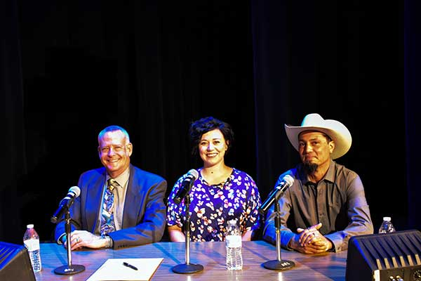 Gila Idol 2019 Judges