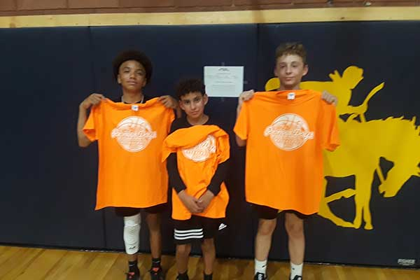 12 and Under Basketball Champs