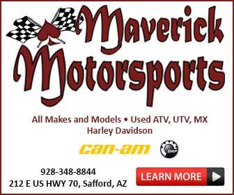 Maverick Motorsports Ad