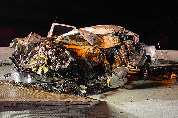 Fatal accident on Highway 70 near Bylas ...